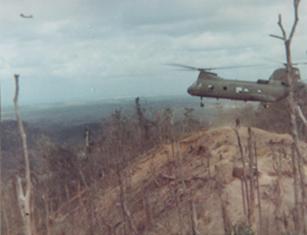 CH-46 Mutters Ridge