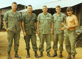 Lt Rick Jones, 173 Abn Bde 1969